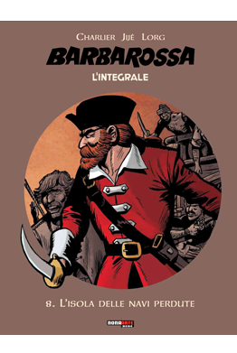 Barbarossa Integrale vol.8