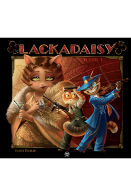 Lackadaisy vol.1