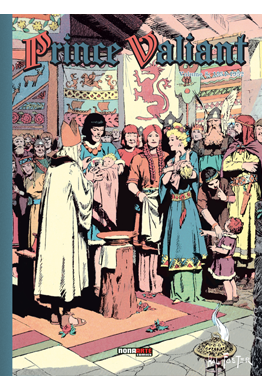 Prince Valiant Integrale vol.8