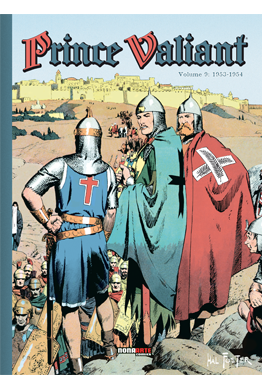 Prince Valiant Integrale vol.9