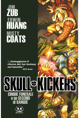 SkullKickers vol.2