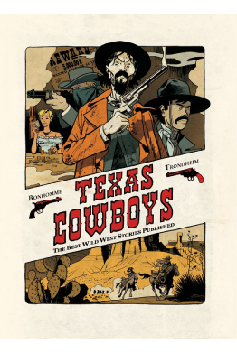 Texas Cowboys vol.1