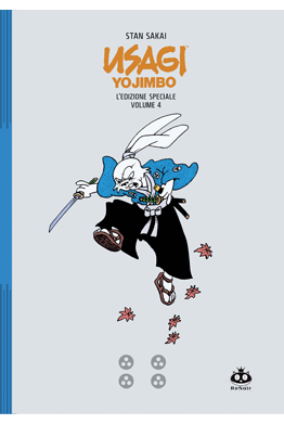 Usagi Yojimbo vol.4