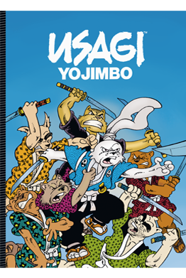 Usagi Yojimbo Cofanetto vol. 3-4