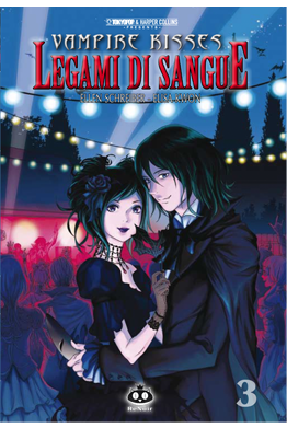 Vampire Kisses Legami di Sangue vol.3