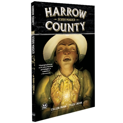 Harrow County 6 – Scudo Magico